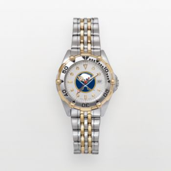 Buffalo Sabres Stainless Steel Two Tone Watch SAB103 Men