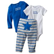 Carter's Star Turn Me Around Bodysuit Set - Baby