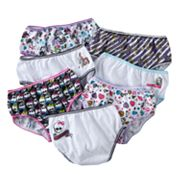 Monster High 7-pk. Briefs - Girls