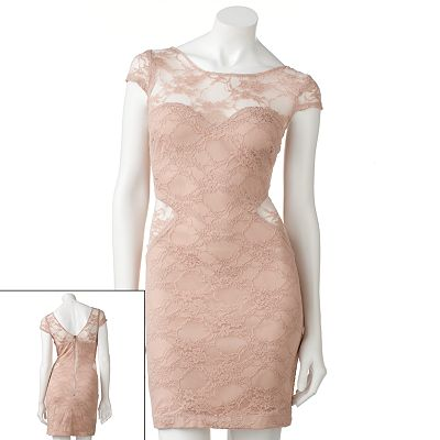 My Michelle Lace Dress - Juniors
