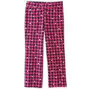 Jumping Beans Printed Knit Pants - Toddler