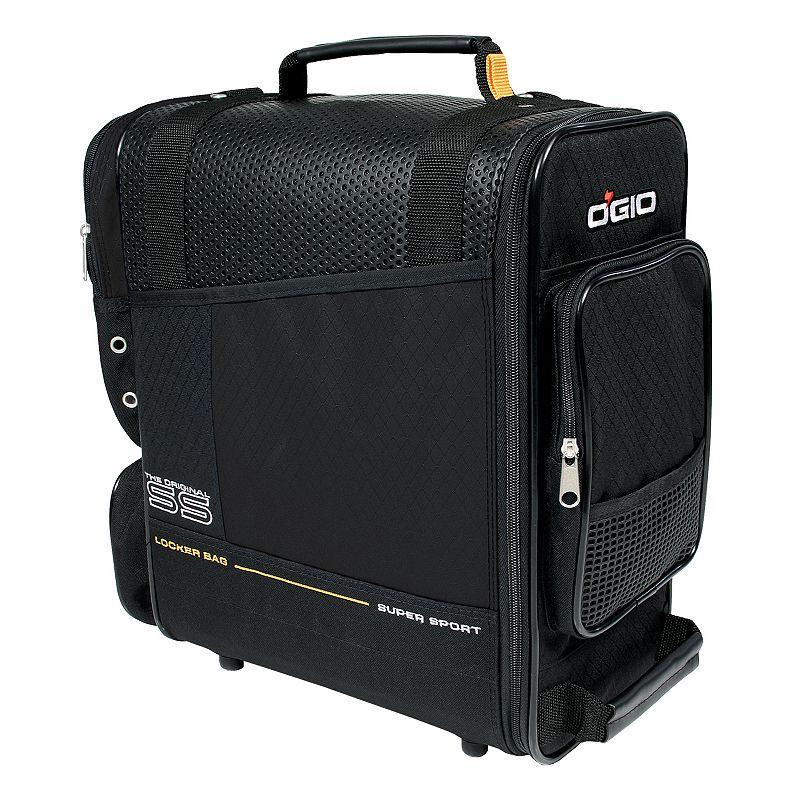 Ogio Locker Sport Duffel Bag, Black