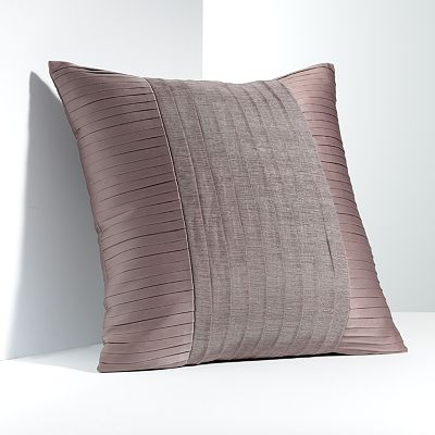 Simply Vera Vera Wang Lustre Square Decorative Pillow