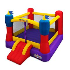 Blast Zone Magic Castle XL 10 Inflatable Bounce House by