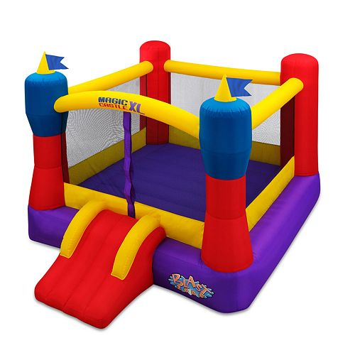 Blast Zone Magic Castle XL 10 Inflatable Bounce House