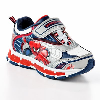 Spider-Man Spidey Web Light-Up Shoes - Toddler Boys
