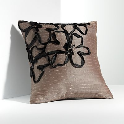Simply Vera Vera Wang Tea Garden Square Decorative Pillow