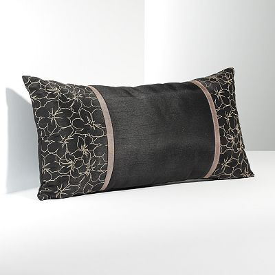 Simply Vera Vera Wang Tea Garden Oblong Decorative Pillow