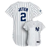 Majestic New York Yankees Derek Jeter Jersey - Women's