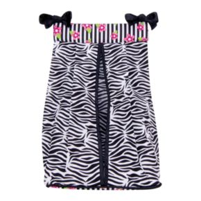 Trend Lab Zahara Diaper Stacker