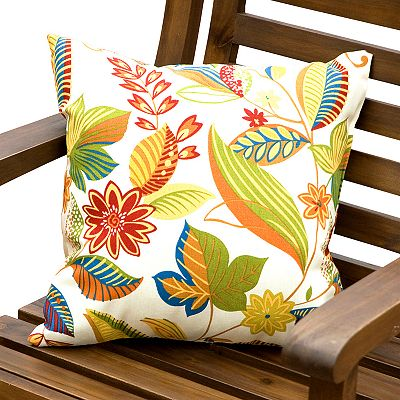 Esprit 2-pk. Outdoor Square Decorative Pillows