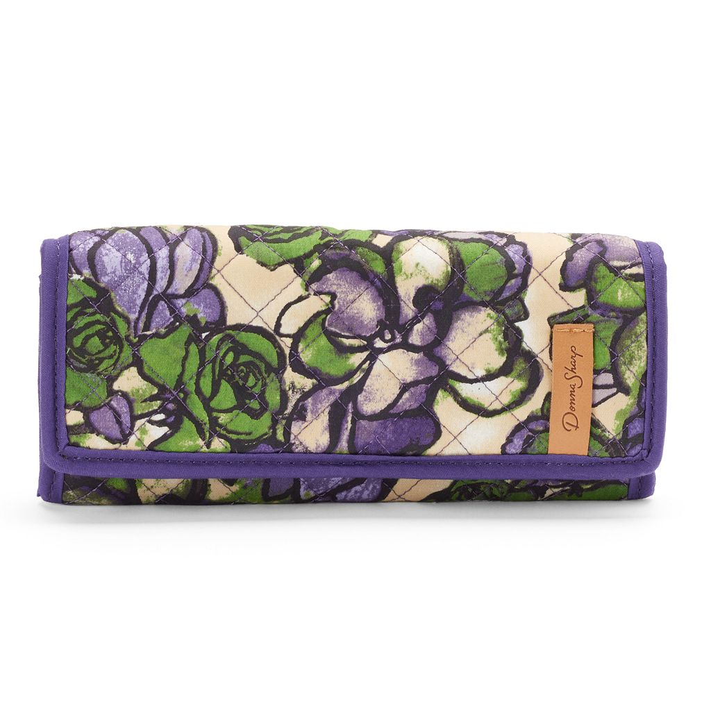 Donna Sharp Quilted Wallet