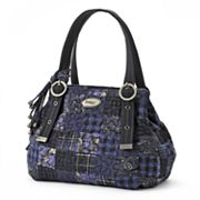 Donna Sharp Cindy Quilted Patchwork Satchel