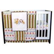 Dr. Seuss ABC 3-pc. Crib Bedding Set by Trend Lab