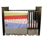 Dr. Seuss The Cat in the Hat 3-pc. Crib Bedding Set