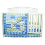 Dr. Seuss Oh The Places You'll Go! 3-pc. Crib Bedding Set by Trend Lab