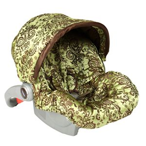 EvenFlo Nurture Infant Car Seat 10 Regular