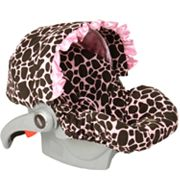 Baby Bella Maya Ginny Giraffe Infant Car Seat Cover
