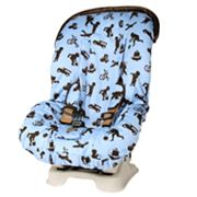 Baby Bella Maya Little Boy Blue Toddler Car Seat Cover