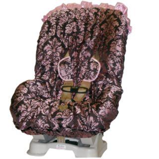 Baby Bella Maya Pink Champagne Toddler Car Seat Cover
