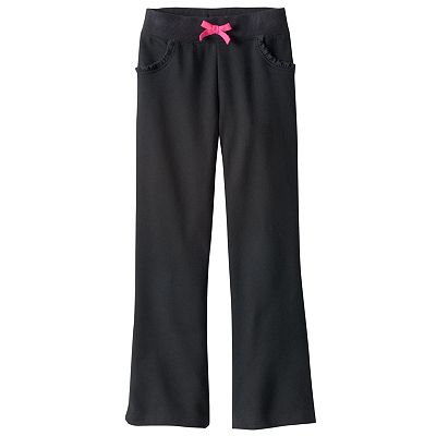 Jumping Beans French Terry Pants - Girls 4-7