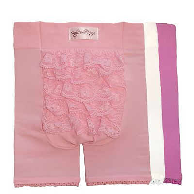 Baby Bella Maya Fancy Frills 3-pk. Ruffle Covers