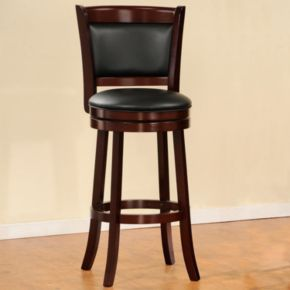 HomeVance Swivel Pub Chair