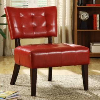 HomeVance Charlotte Accent Chair