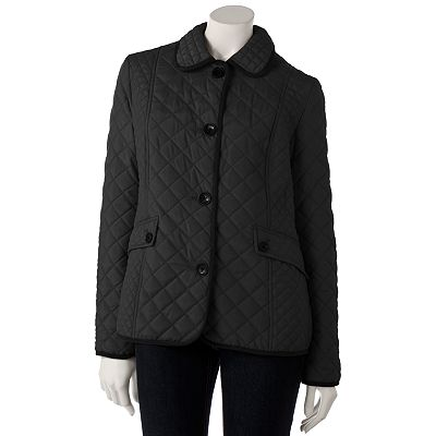 Croft and Barrow Quilted Jacket