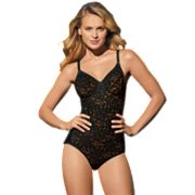 Bali Lace N Smooth Firm-Control Body Briefer - 8L10