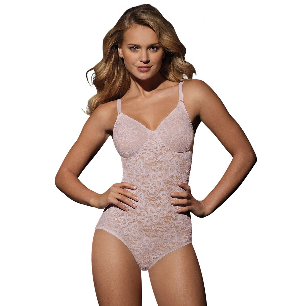 164962cdda2 Bali Lace N Smooth Firm-Control Body Shaper 8L10