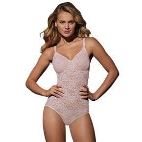 Bali Lace N Smooth Firm-Control Body Shaper 8L10
