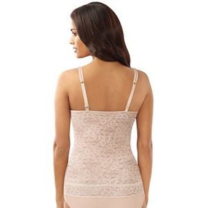 Bali Lace 'N Smooth Firm-Control Shaping Camisole 8L12 - Women's