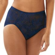 Bali Lace N Smooth Firm-Control Brief 8L14