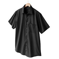 Van Heusen Studio Classic-Fit No-Iron Casual Button-Down Shirt - Big & Tall