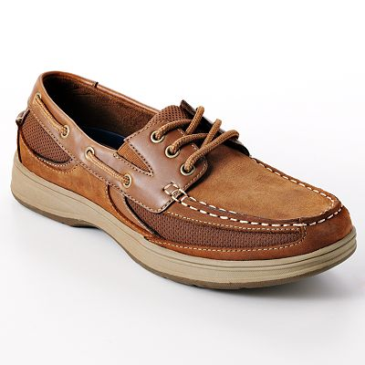 Croft and Barrow Wide Boat Shoes - Men