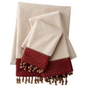 Sherry Kline Antoinette 3-pc. Decorative Towel Set