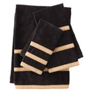 Sherry Kline Embellished 3-pc. Decorative Towel Set
