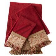 Sherry Kline Paisley 3-pc. Decorative Towel Set
