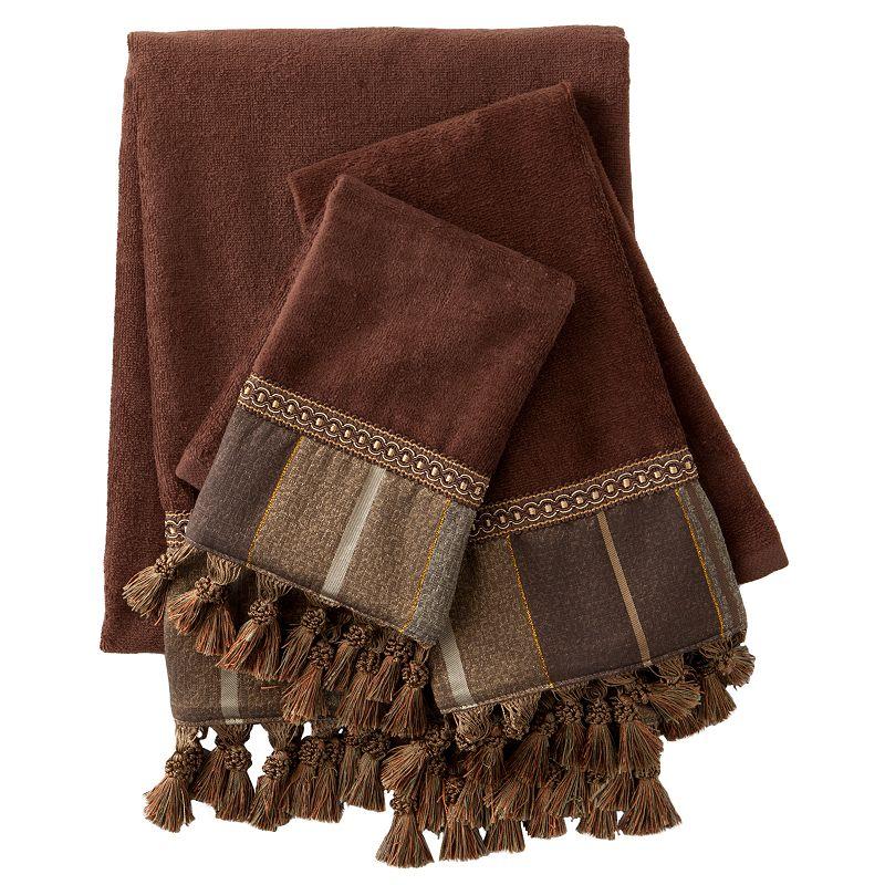 Decorative luxurious towel set kohl 39 s for Decorative bathroom towels