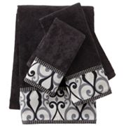 Sherry Kline Abingdon 3-pc. Decorative Towel Set