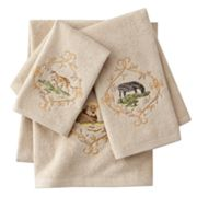 Sherry Kline Jungle 3-pc. Decorative Towel Set