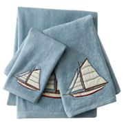 Sherry Kline Fair Harbor 3-pc. Decorative Towel Set