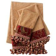 decorative towel set red pattern bath towel sets bath towels bathroom bed bath - Decorative Bath Towels