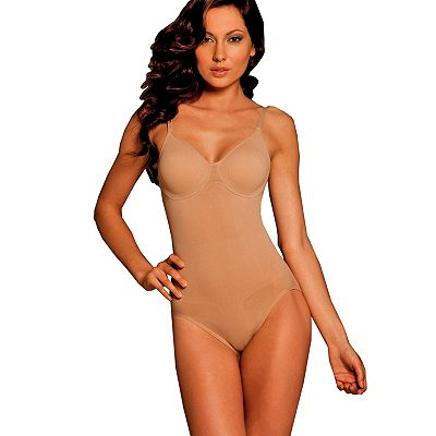 Body Wrap The Pinup Seamless Bodysuit - 44001