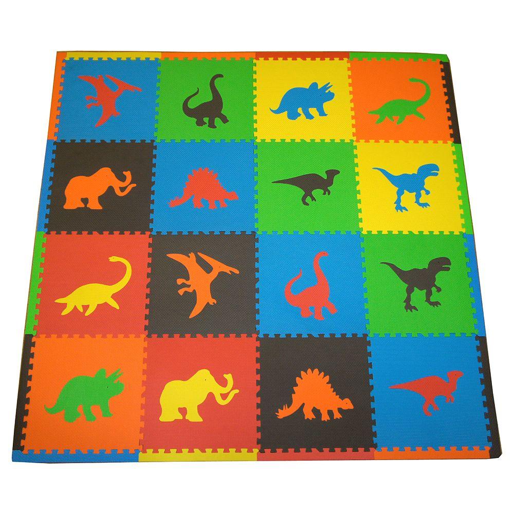 Tadpoles Dinosaur Play Mat Set