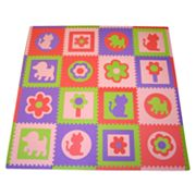 Tadpoles Cats and Dogs Play Mat Set