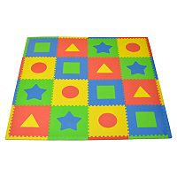 Tadpoles Shapes Play Mat Set