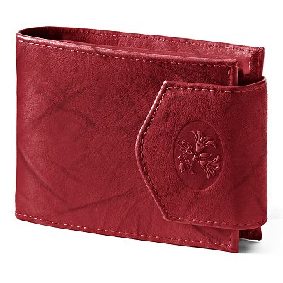 Buxton Heiress Leather Billfold Wallet