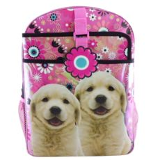 Puppy Backpacks For School